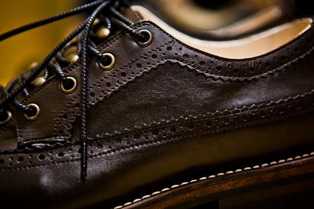 Image of N.HOOLYWOOD 2011 Fall/Winter Leather Longwing