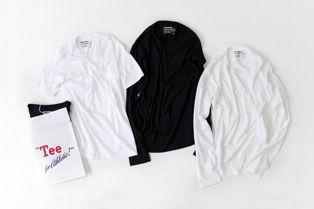 Image of nanamica Loopwheel Jersey T-Shirts
