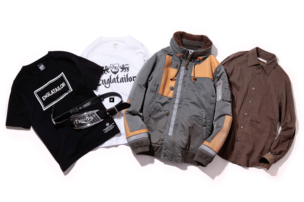 Image of NEIGHBORHOOD x ENGLATAILOR 2011 Fall/Winter Collection