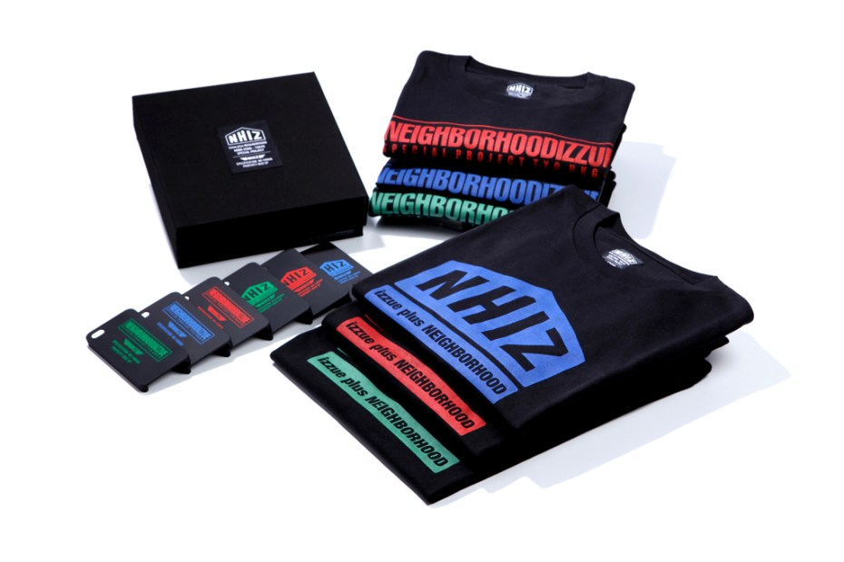 "Image of NEIGHBORHOOD x izzue ""NHIZ"" Boxset"