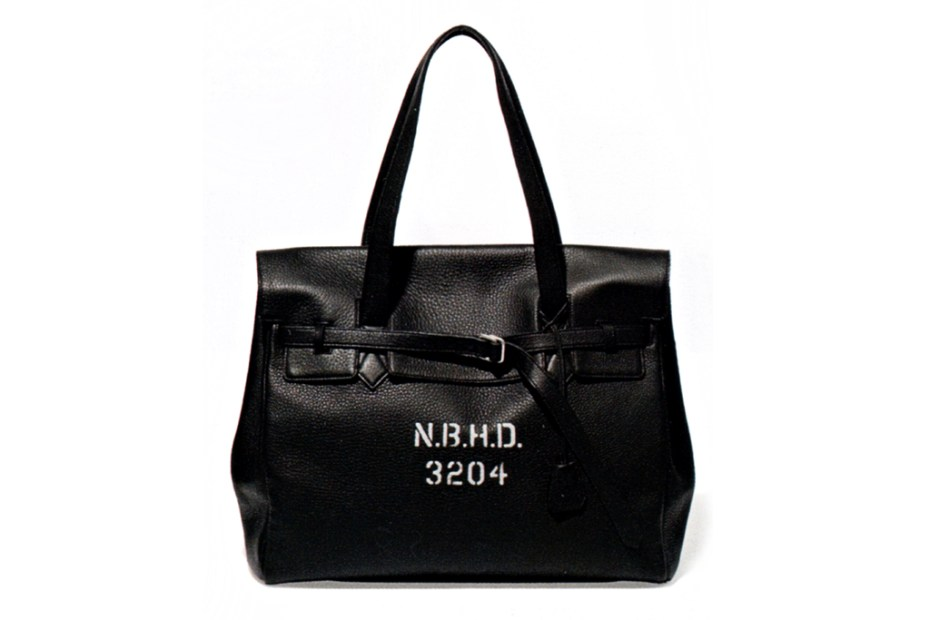 Image of NEIGHBORHOOD VOYAGER L-TOTE