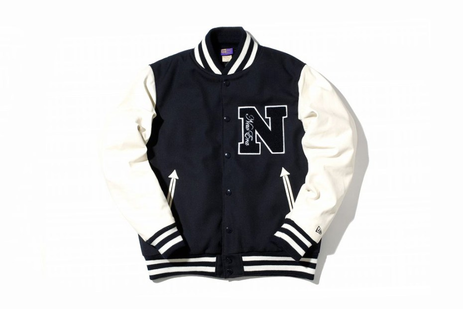 Image of New Era 2011 Fall/Winter Varsity Jacket Collection