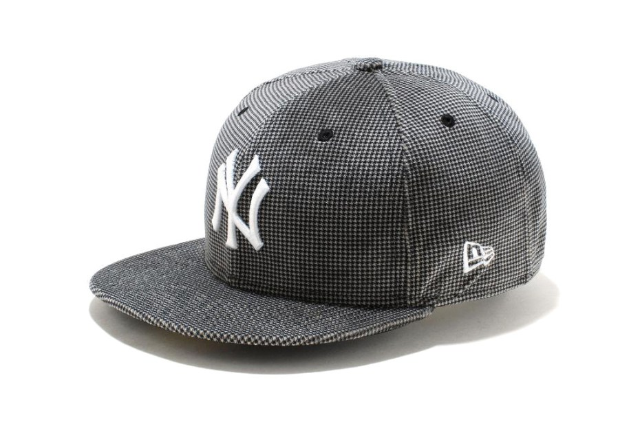 Image of New Era 59FIFTY Houndstooth Fitted Cap