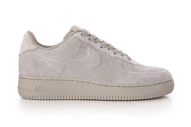 "Image of Nike Sportswear Air Force 1 Low VT Premium ""Medium Grey"""