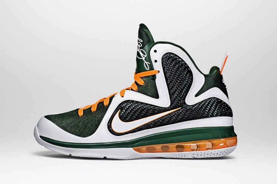 """Image of Nike LeBron 9 """"Miami"""""""