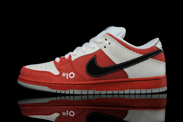 "Image of Nike SB Dunk Low Premium ""Roller Derby"""