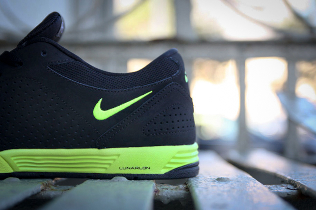 Image of Nike SB Paul Rodriguez 5 Black/Volt