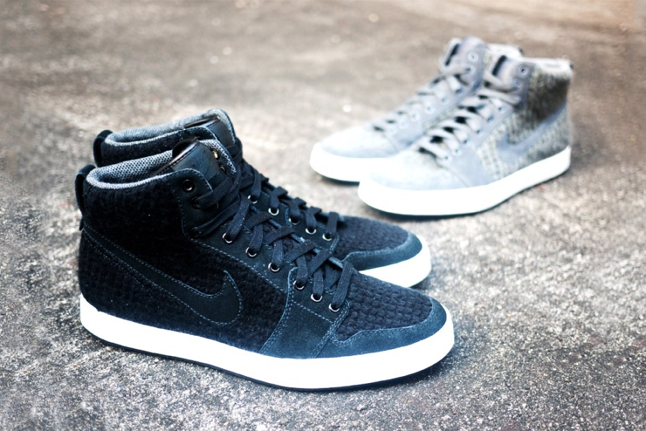 "Image of Nike Sportswear Air Royal Mid ""Knit"" Pack"