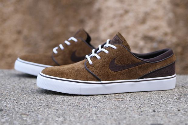 "Image of Nike SB Zoom Stefan Janoski ""Umber Brown"""