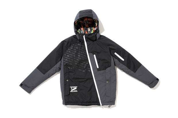 Image of Nine Rulaz Line x Lafayette Mountain Parka