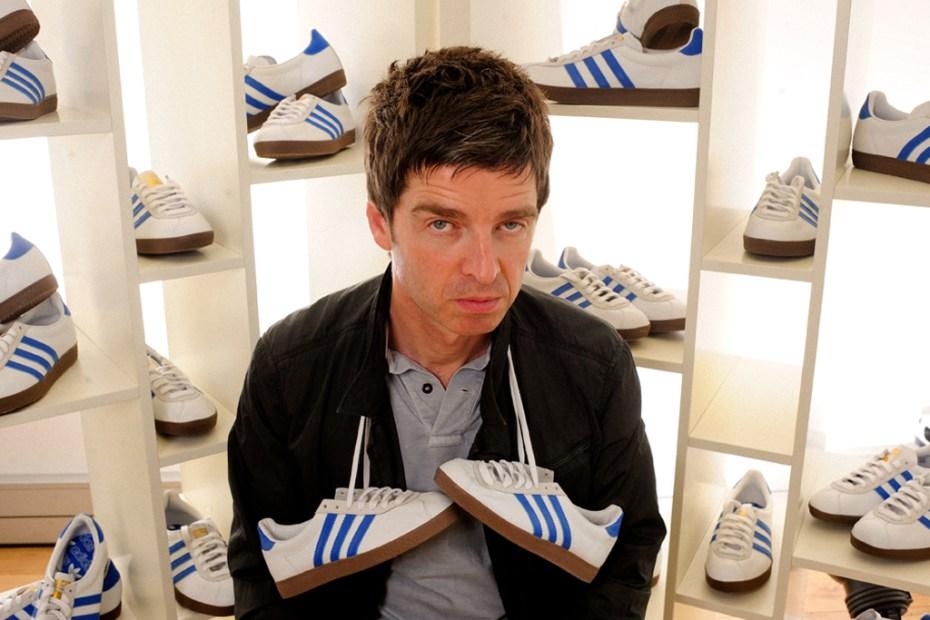 Image of Noel Gallagher x adidas Originals Training 72 NG