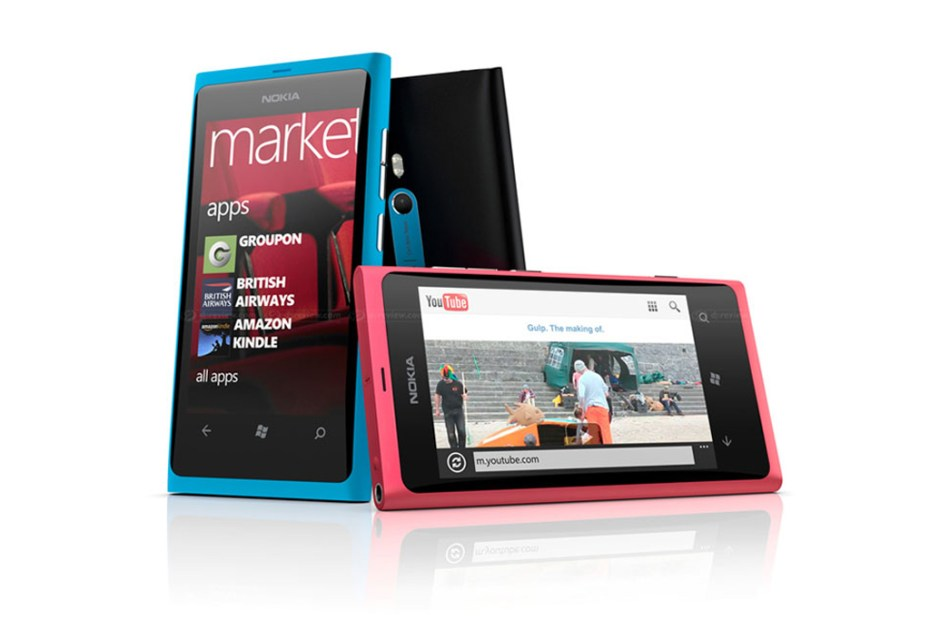 Image of Nokia Lumia Series