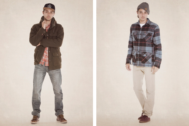 Image of OBEY 2011 Holiday Lookbook
