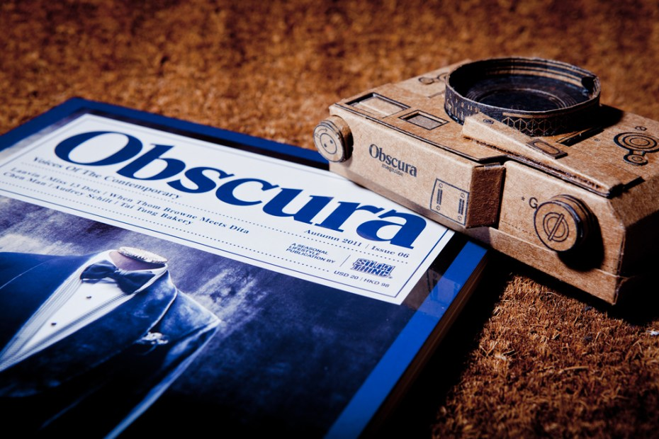 Image of Obscura by SILLY THING Issue 06