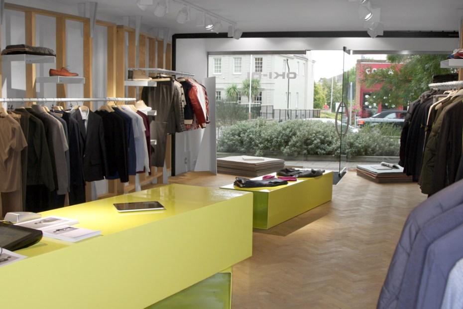 Image of oki-ni ESHER Store Opening