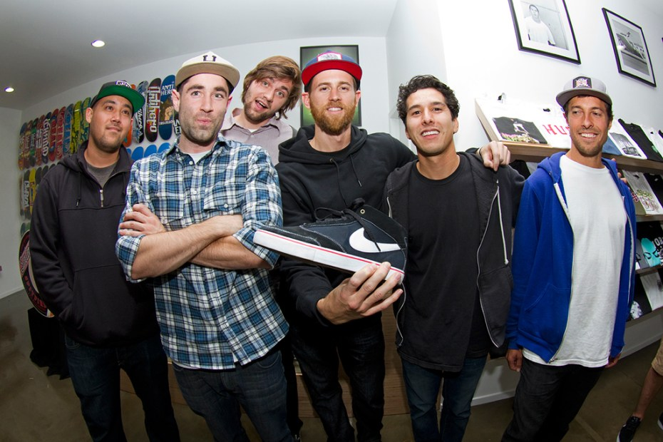 Image of Nike SB Omar Salazar Signature Shoe Release Party Recap