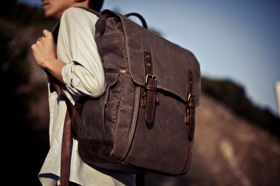 Image of ONA Camps Bay Camera & Laptop Backpack