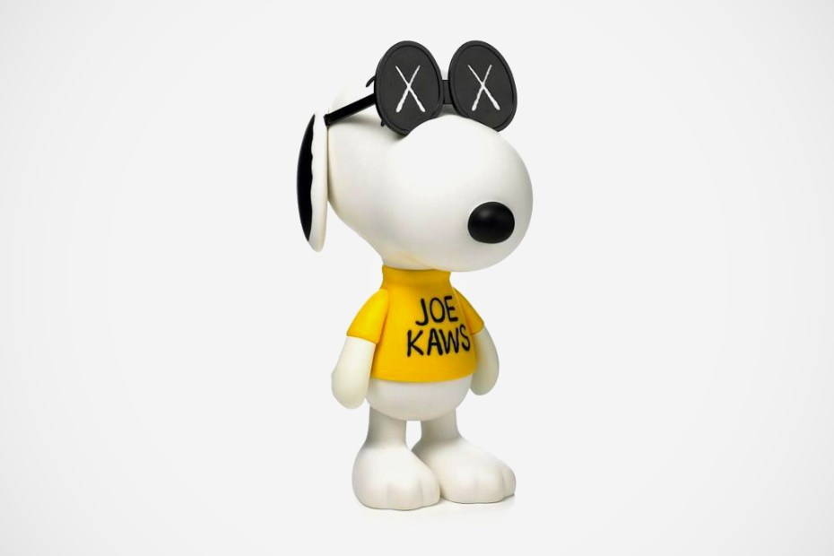 "Image of OriginalFake x Peanuts ""JOE KAWS"" Snoopy Preview"