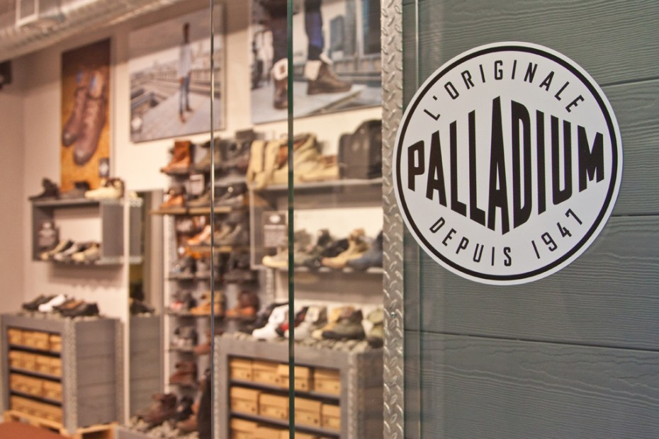 Image of Palladium U.S. Flagship Store Openings
