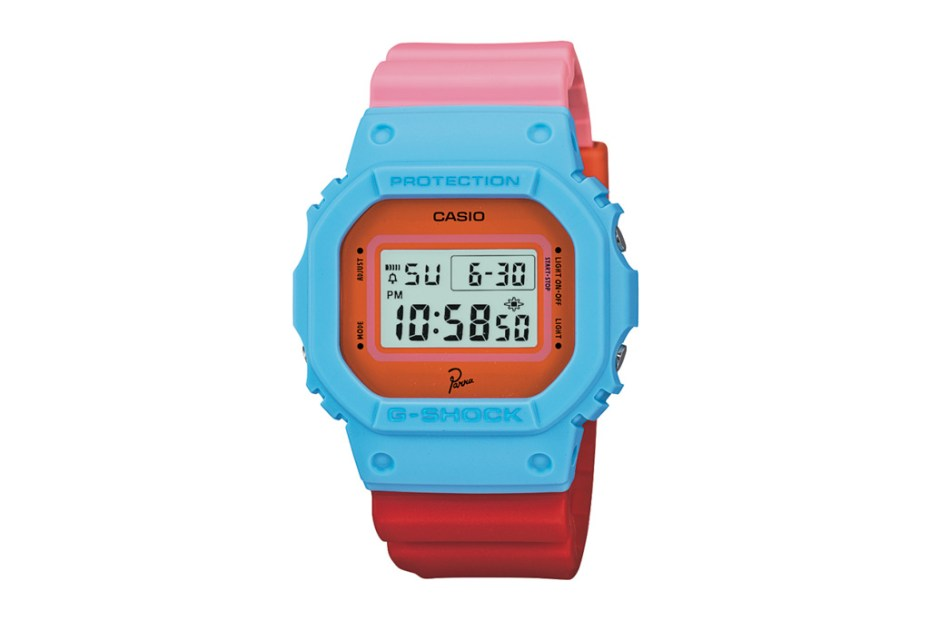 Image of Parra x Casio G-Shock DW-5600PR Watch