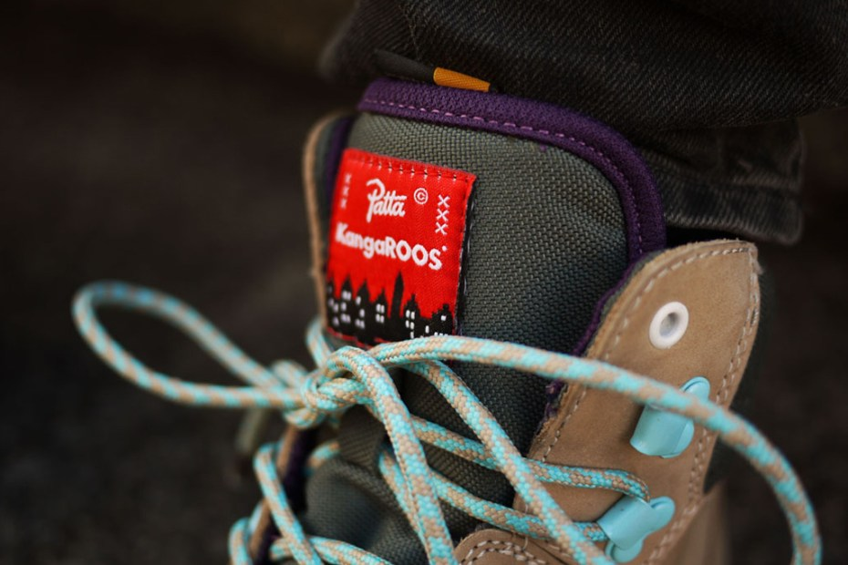 Image of Patta x KangaROOS 2011 PxK Hiking Collection