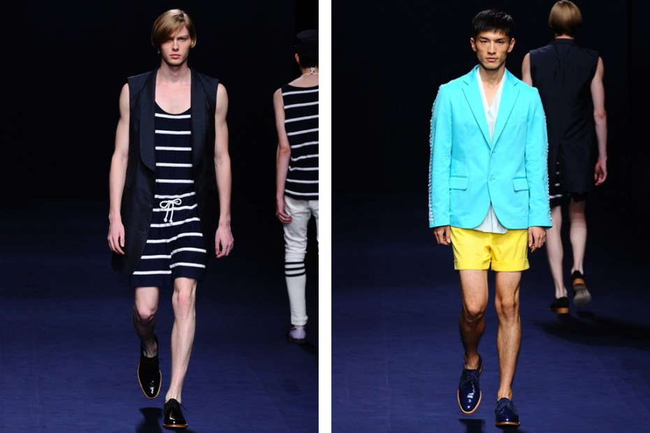 Image of PHENOMENON 2012 Spring/Summer Collection