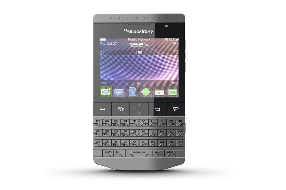 Image of Porsche Design BlackBerry P'9981