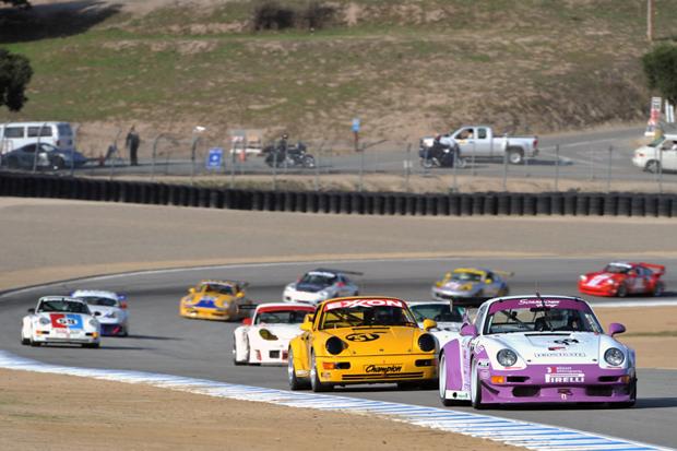 Image of Porsche Rennsport Reunion IV Recap