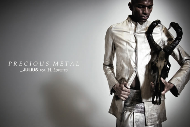 Image of Precious Metal_JULIUS for H. Lorenzo Pop-Up Shop