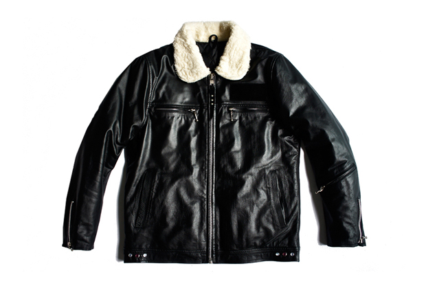 Image of PUKKA Specialist Leather Jacket