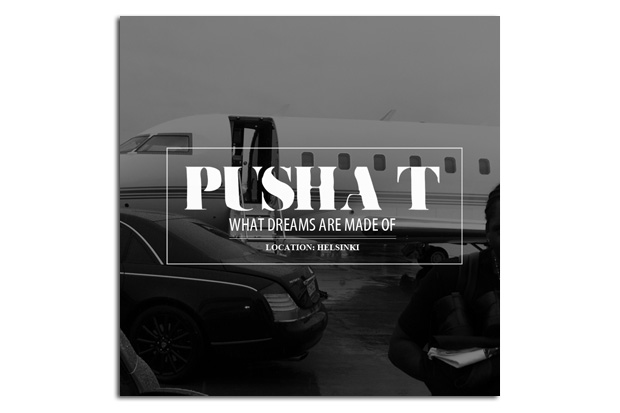 Image of Pusha T - What Dreams Are Made Of