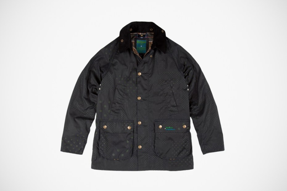 Image of R.NEWBOLD x Barbour Capsule Collection