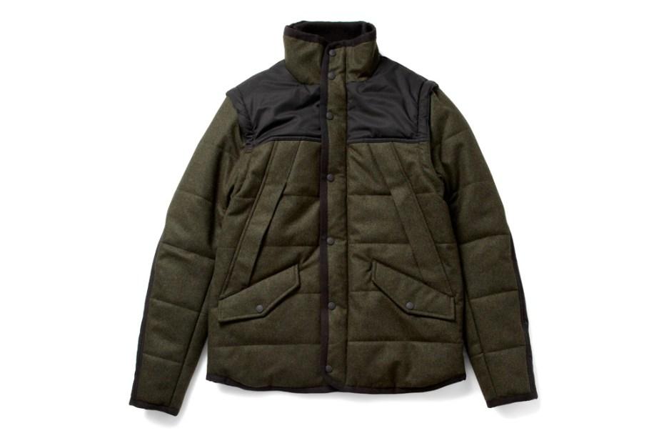 Image of Rag & Bone Heavyweight Padded Jacket