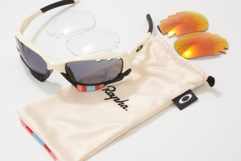 Image of Custom Rapha-FOCUS Oakley Jawbone Limited