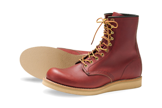 "Image of Red Wing 8"" Round-Toe Boot Europe Exclusive"