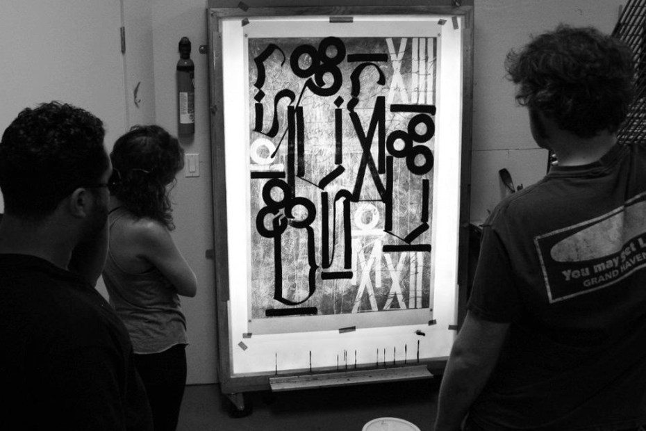 Image of Retna x Modern Multiples Behind-the-Scenes