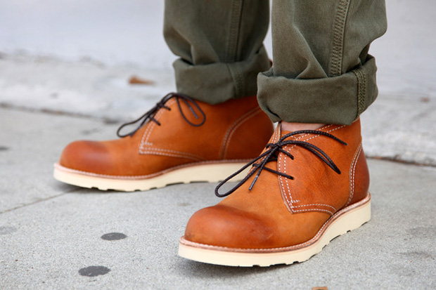 Image of Roberu Ground Leather Chukka Boot