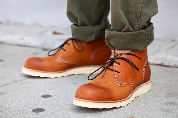 Image of Roberu Ground Leather Chukka Boot