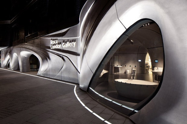 Image of Roca London Gallery by Zaha Hadid