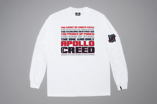 Image of Rocky x UNDFTD Capsule Collection