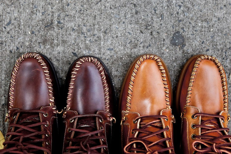 Image of Ronnie Fieg for Sebago 2011 Fall/Winter Seneca Boots