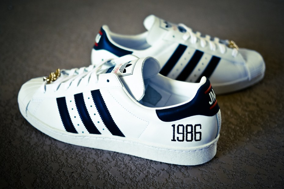 Image of Run DMC x adidas Originals &quot;My adidas&quot; 25th Anniversary Superstar 80s