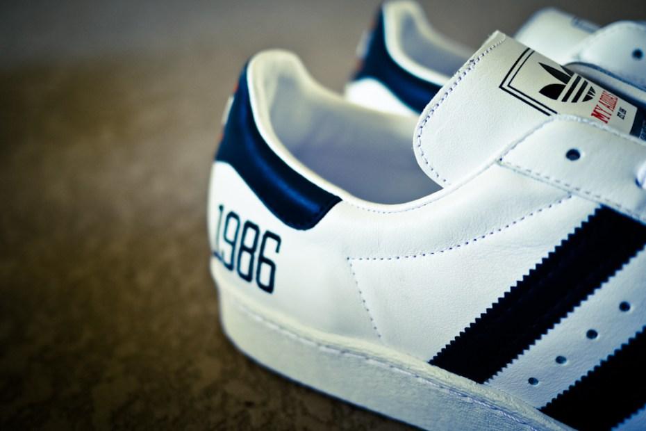 "Image of Run DMC x adidas Originals ""My adidas"" 25th Anniversary Superstar 80s"
