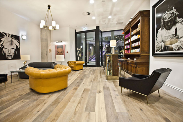 Image of Ryan McElhinney Salon by Adee Phelan