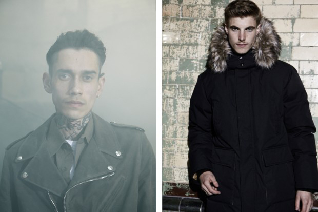 Image of Schott NYC 2011 Fall/Winter Collection Lookbook