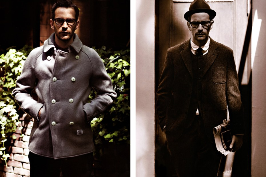 Image of SENSE Magazine: BEDWIN & THE HEARTBREAKERS 2011 Fall/Winter Editorial