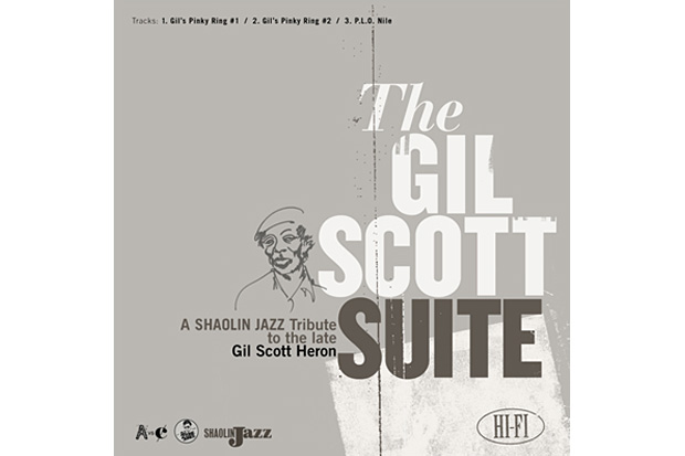Image of Shaolin Jazz: The Gil Scott Suite (Tribute Project)