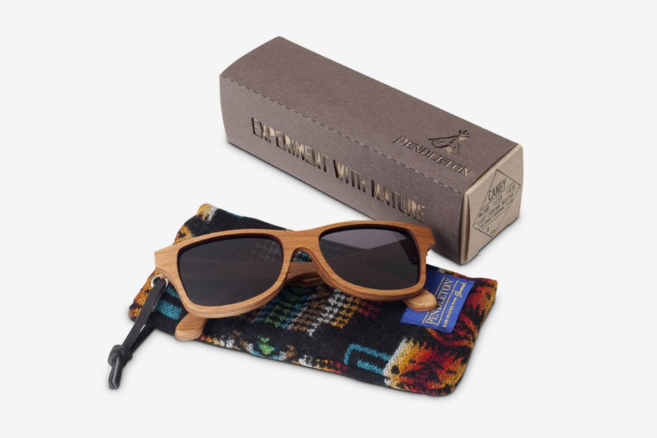 Image of Shwood for Pendleton Canby Sunglasses