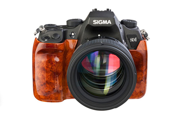 Image of Sigma SD1 Wood Edition