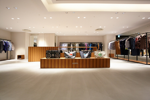 Image of SOPH.HANKYU MEN&#039;S TOKYO